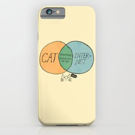 Perpetual procrastination iPhone Case