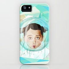 Fish Girl iPhone (5, 5s) Slim Case