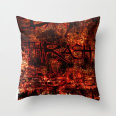 Re-make  Throw Pillow