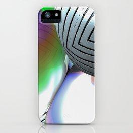 Iridescence 2 iPhone Case