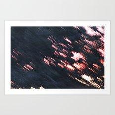 Sunset Madness 2 Art Print