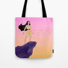 Pocahontas #2 Tote Bag