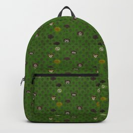 Rock Scales (Green) Backpack