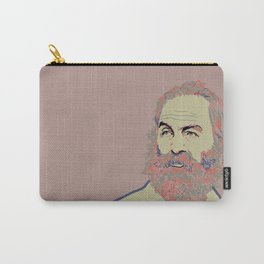 Walt Whitman Carry-All Pouch