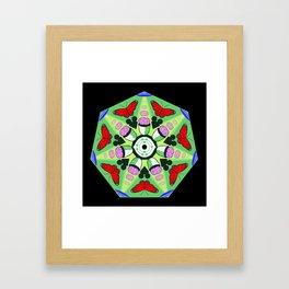 Mind Control (alternate) Framed Art Print