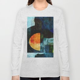 Half Moon Serenade Long Sleeve T-shirt