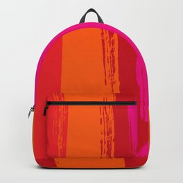 dynamic stripes Backpack
