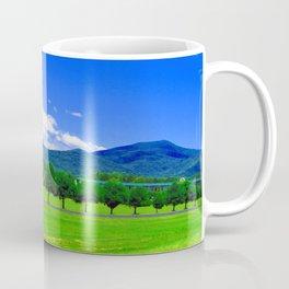 Moving Fast Coffee Mug