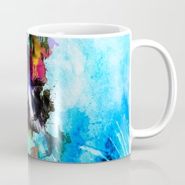 SPLASHING CASSOWARY Coffee Mug