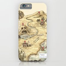 Did You Mean Treasure Island? iPhone 6s Slim Case