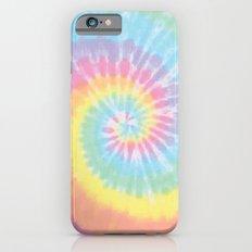 Pastel Tie Dye Slim Case iPhone 6