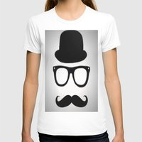 gentleman T-shirts featuring Gentleman by Amy Copp