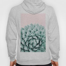 Succulent splendour - blush Hoody