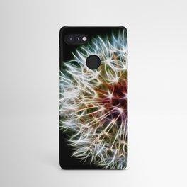 Fractal dandelion Android Case