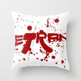 Metranca Throw Pillow