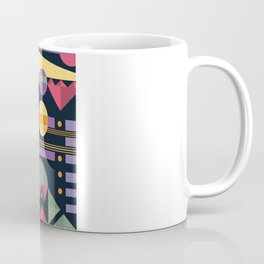 free forms in space Coffee Mug