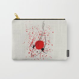 Bleeding Japan Carry-All Pouch