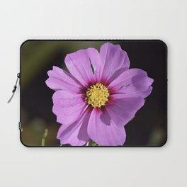 Pink Flower Laptop Sleeve