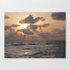 Long Boat Key's Sunset Canvas Print