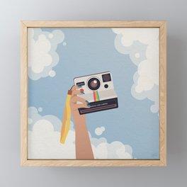 Summer in Focus Framed Mini Art Print
