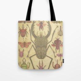 Entomologist's Wish II Tote Bag