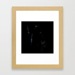 Birth: the Other White Light Experience Framed Art Print
