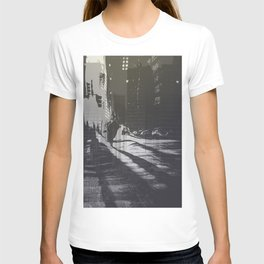 City collage T-shirt