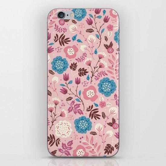 Pretty Pink iPhone & iPod Skin