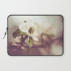 Lonely blossom Laptop Sleeve