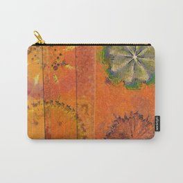 Zymase Harmony Flower  ID:16165-100704-37371 Carry-All Pouch
