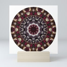 Beauty And The Beet -- A Kaleidoscope Of Beets Mini Art Print