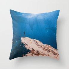 Prerogative Throw Pillow