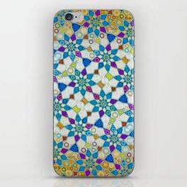 Unfolding Pattern iPhone Skin