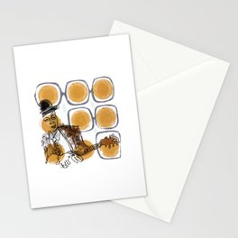 Long and winding road Stationery Cards