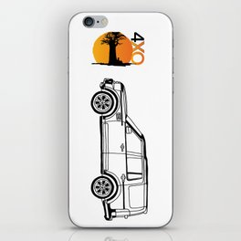 4xOverland Discovery iPhone Skin