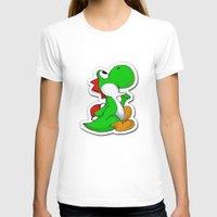 yoshi T-shirts featuring yoshi by Mike E. Shorts