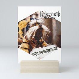 Sir Diddymus (Labyrinth) Mini Art Print