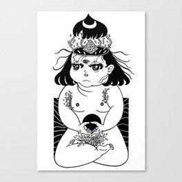 Five Elements Meditation Canvas Print