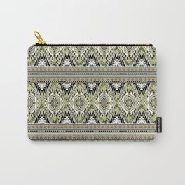 safari aztec Carry-All Pouch