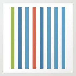 Andre Agassi Art Print