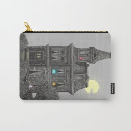 Haunted by the 80's Carry-All Pouch