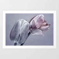 silver Art Prints featuring SILVER by VIAINA