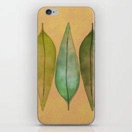 Laurel iPhone Skin