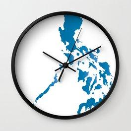 PERLAS NG SILANGAN (PEARL OF THE EAST) Wall Clock