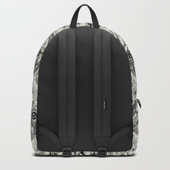 Persian Pug Backpack