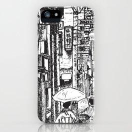 Kyoto Noodles iPhone Case