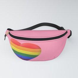 Pink Pride Fanny Pack
