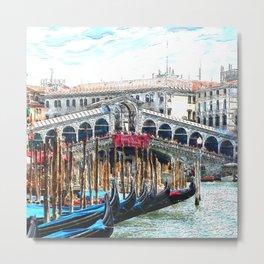 Venice_20170601_by_JAMFoto Metal Print