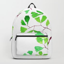 Maiden hair fern Backpack