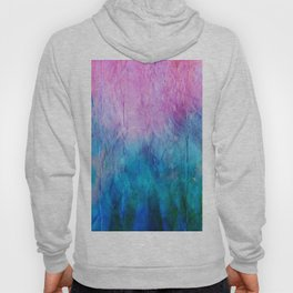 Crumpled Paper Textures Colorful P 606 Hoody